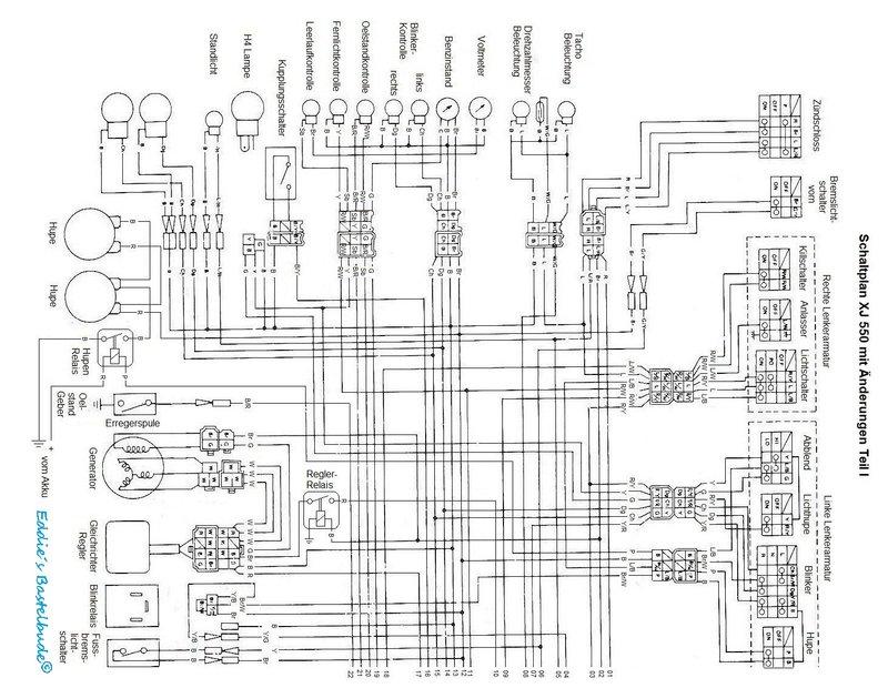 Großzügig Xj6 Schaltplan Fotos - Die Besten Elektrischen Schaltplan ...