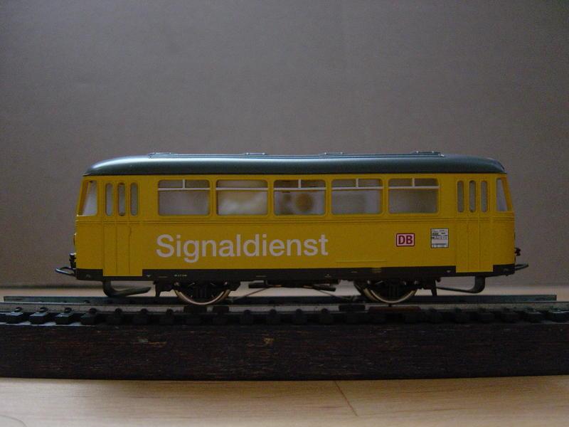 Signaldienst-Wagen (MÄRKLIN Art.Nr.40182) 20199281zc