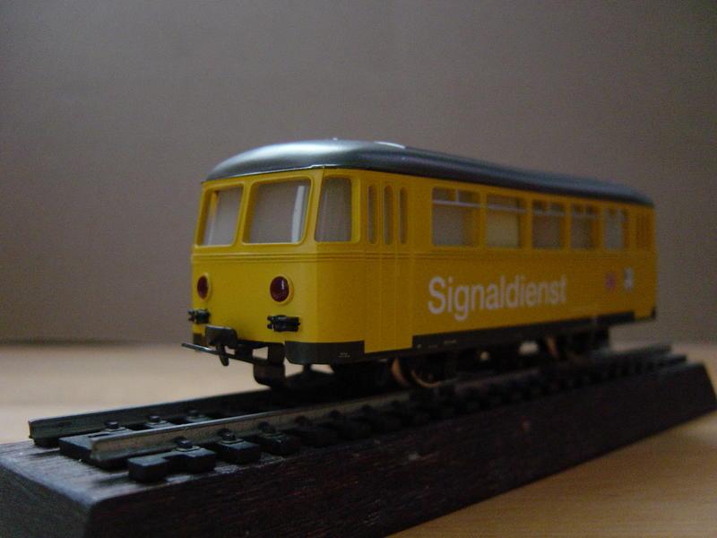 Signaldienst-Wagen (MÄRKLIN Art.Nr.40182) 20199301oj