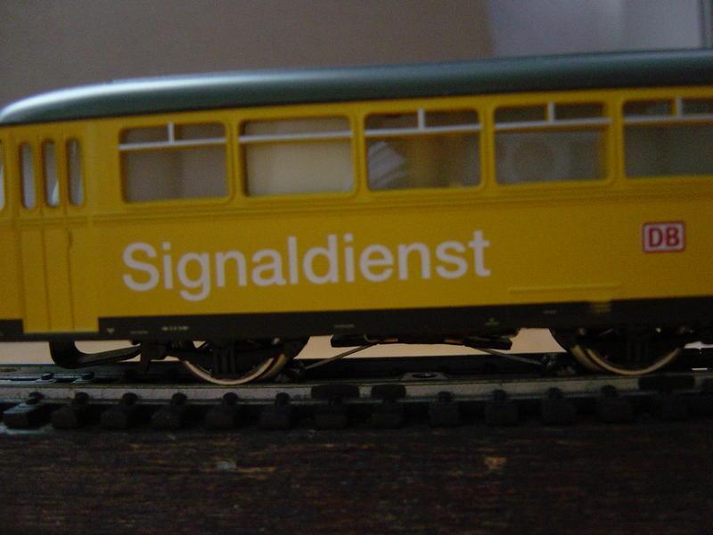 Signaldienst-Wagen (MÄRKLIN Art.Nr.40182) 20199320oy