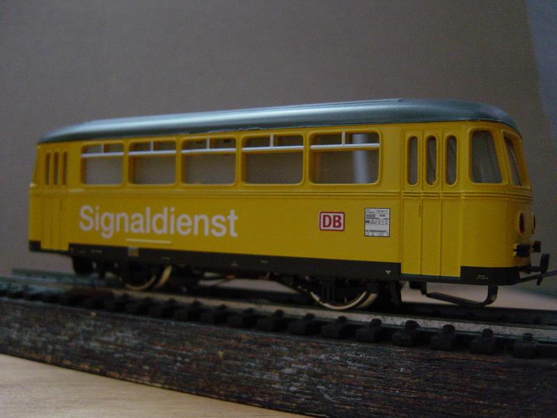 Signaldienst-Wagen (MÄRKLIN Art.Nr.40182) 20199328fn