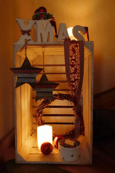 Minig rtchen 2014 teil 4 herbst seite 104 for Holzkisten weihnachtlich dekorieren