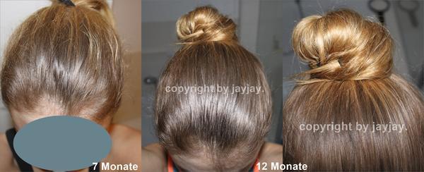 Naturhaarfarbe zurück zur Graue Haare