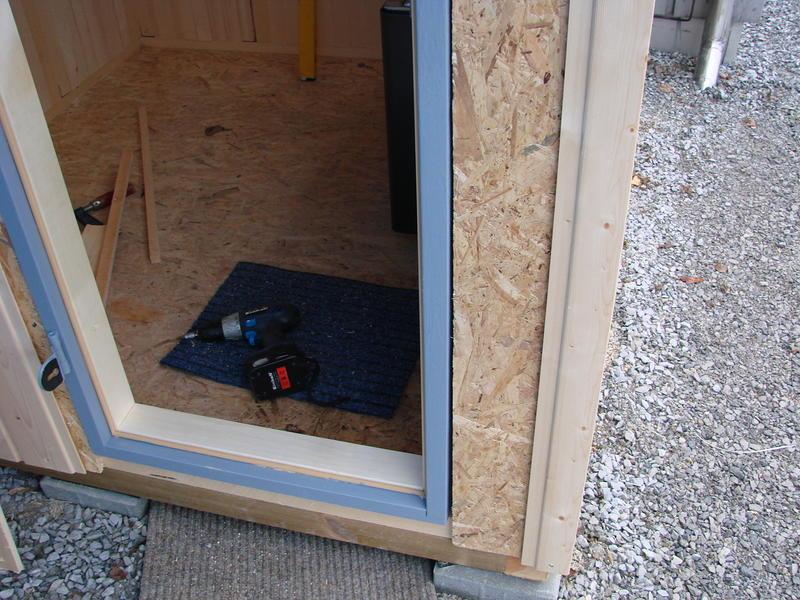 wieso ich keine Blockbohlensauna selber baue - Seite 2 - saunabauen.de