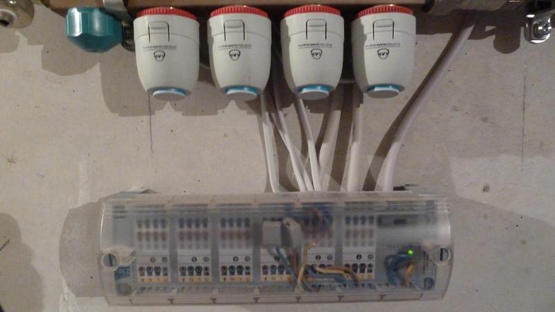 Anschluss raumthermostat schaltplan – Klimaanlage und Heizung