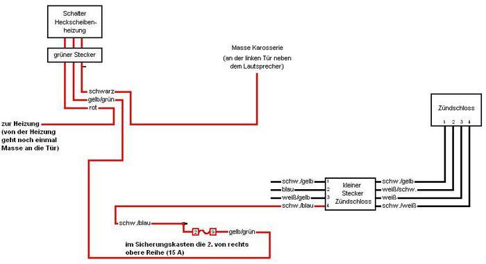 SUZUKI-OFFROAD.net • Thema anzeigen - Lichtwarner- Heckscheibenheizung