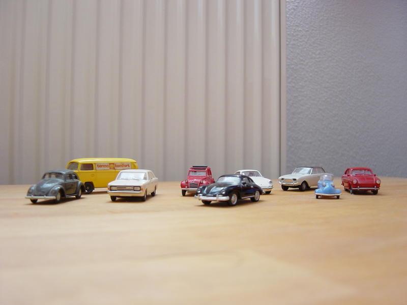 PKW aus den 1960er Jahren 20354910sw