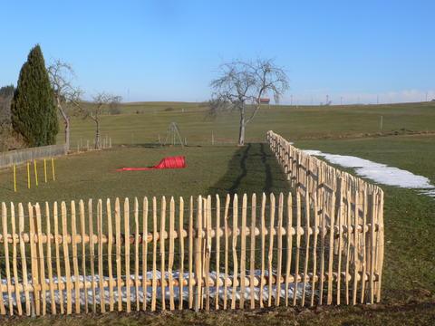 Suche Gunstige Moglichkeiten Ideen Tips Fur Einen 200m Langen Zaun