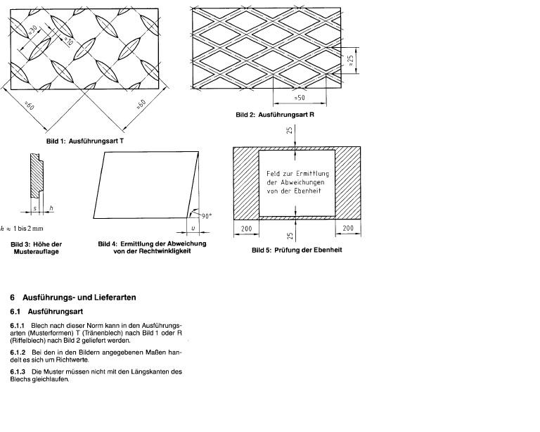 riffelblech din 59220 metallschneidemaschine. Black Bedroom Furniture Sets. Home Design Ideas