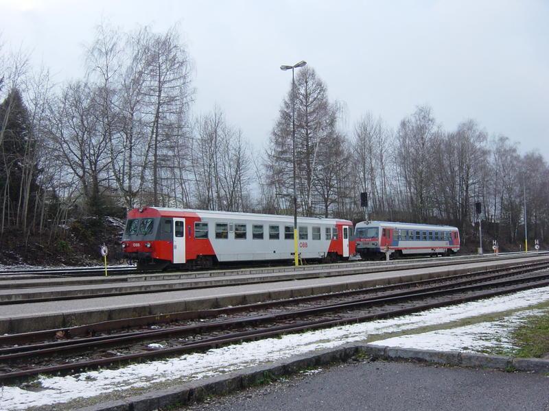 Triebwagen ÖBB 5047 20499626tt