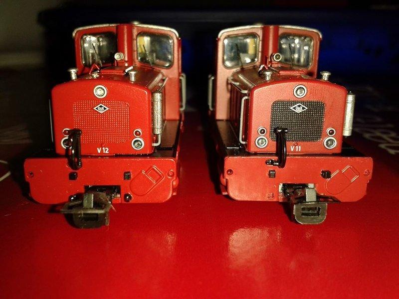 V11 & V12 (RSE) von Liliput 20526934xe