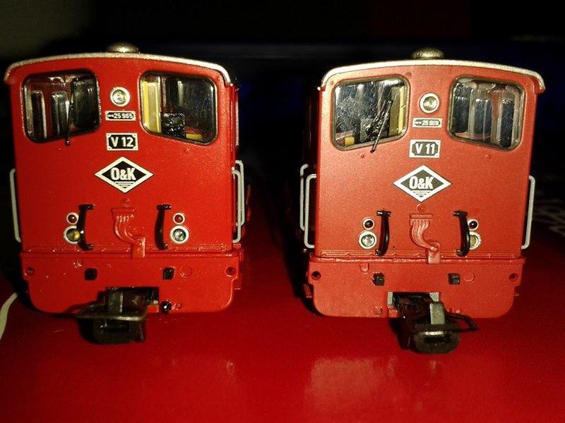 Mehrzugsteuerung für Liliput O&K MV8 20526935lk