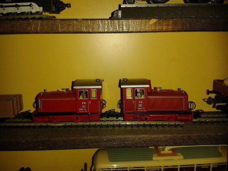 V11 & V12 (RSE) von Liliput 20526936gy
