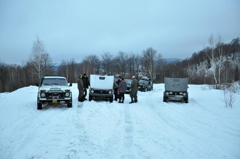 Karpat Niva Winter Tour 2015 20819009vy