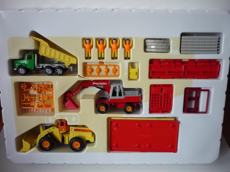 Coffret Travaux Publics / Super Builders Set  (from 1985 to 1986) 20837128vg