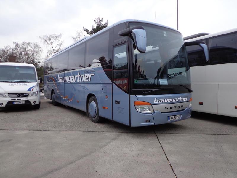 Busunternehmen Baumgartner