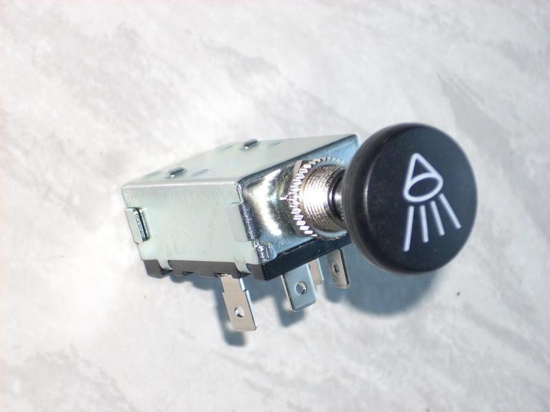 verstärkter Lichtschalter für TD5