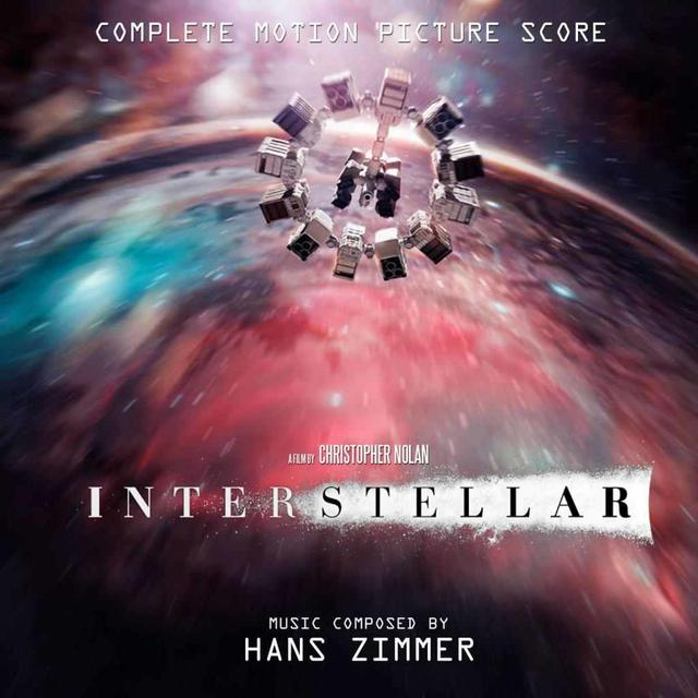 Interstellar hans zimmer the real complete score 3 for Zimmer soundtrack
