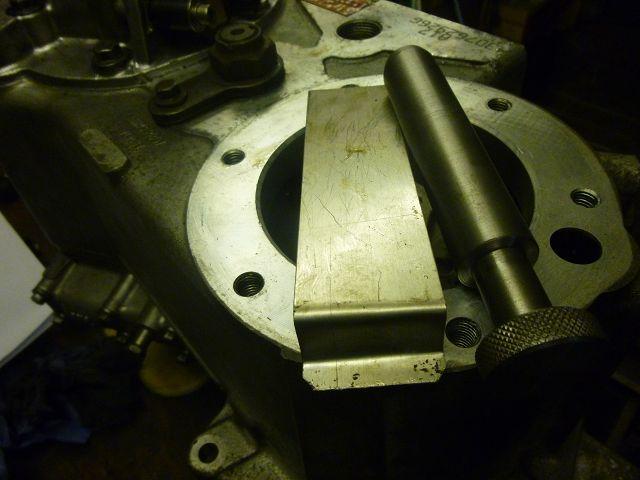 motor tdi 300 in einen td5 einbauen