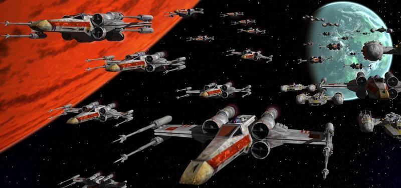 starwars raumschiffe
