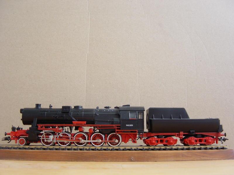 Die etwas andere Baureihe 52 (MÄRKLIN Art.Nr. 37159) 21095662yi