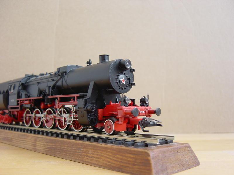 Die etwas andere Baureihe 52 (MÄRKLIN Art.Nr. 37159) 21095671xa