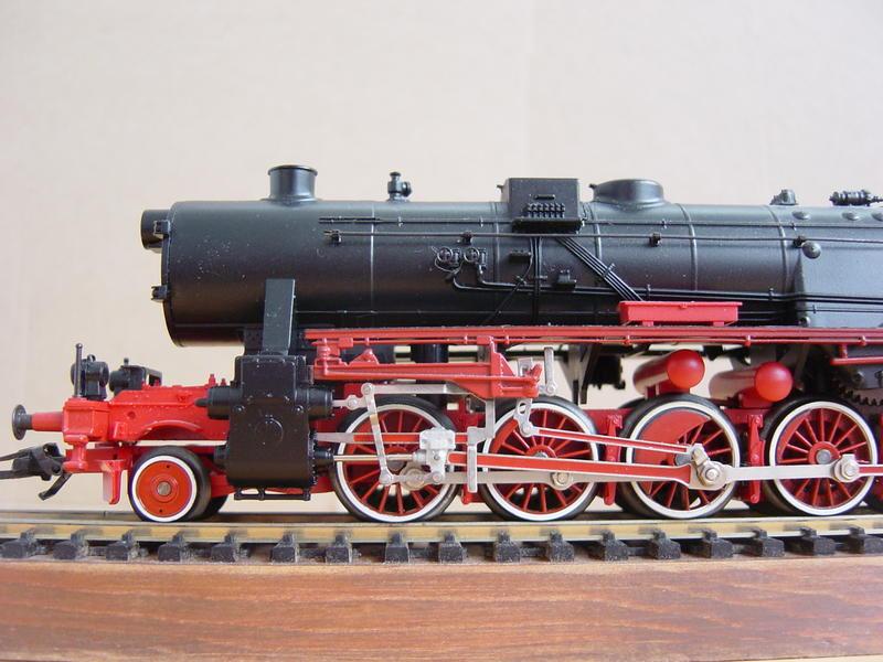 Die etwas andere Baureihe 52 (MÄRKLIN Art.Nr. 37159) 21095704mz
