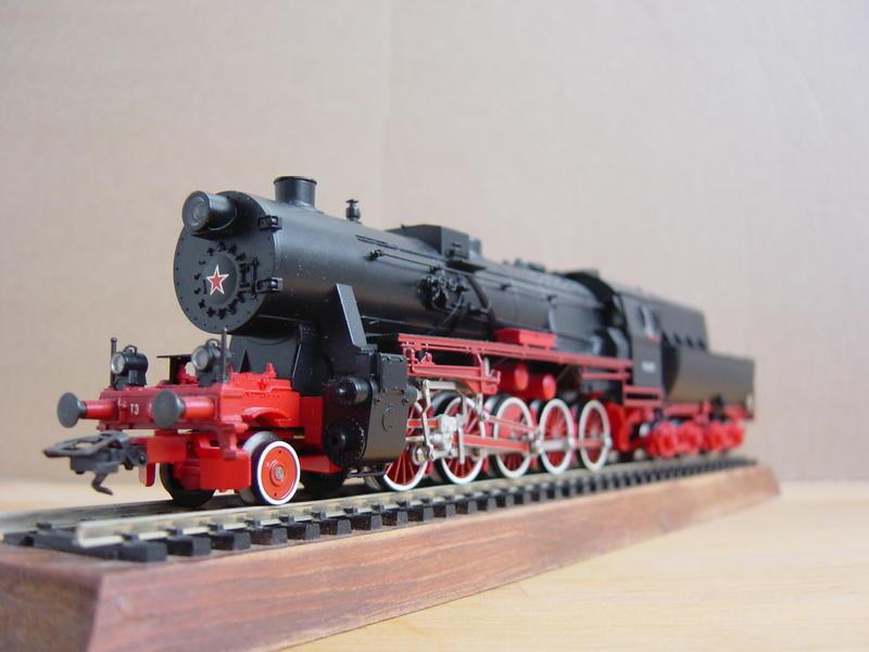 Die etwas andere Baureihe 52 (MÄRKLIN Art.Nr. 37159) 21095717qj