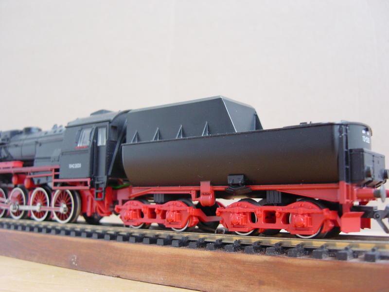 Die etwas andere Baureihe 52 (MÄRKLIN Art.Nr. 37159) 21095728th