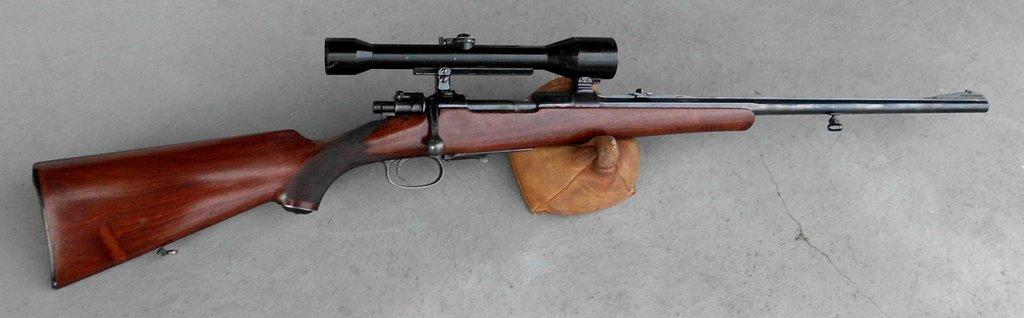 mauser model 98