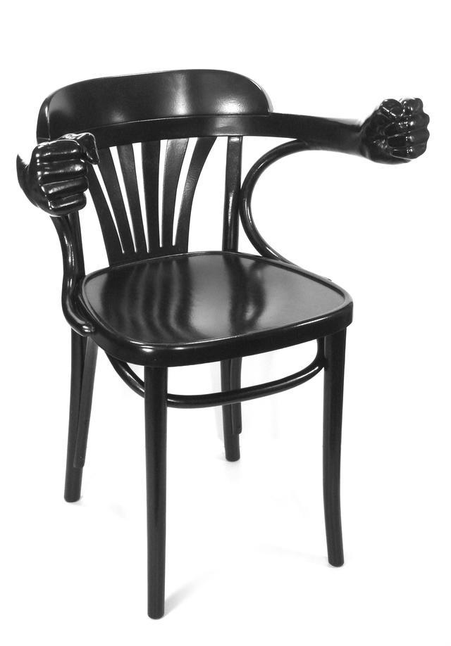 Bugholzstuhl bugholz kaffeehaus stuhl art chair kunst for Stuhl design kunst