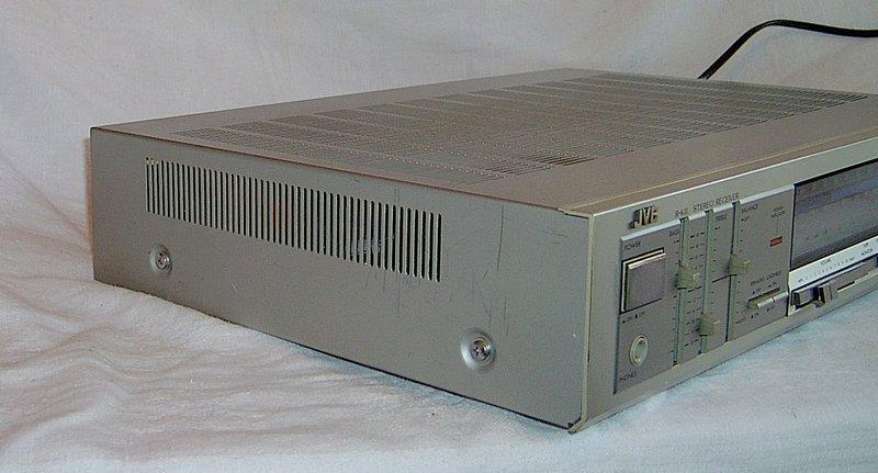jvc r k11 hifi receiver stereo receiver jvc r k 11 ebay. Black Bedroom Furniture Sets. Home Design Ideas