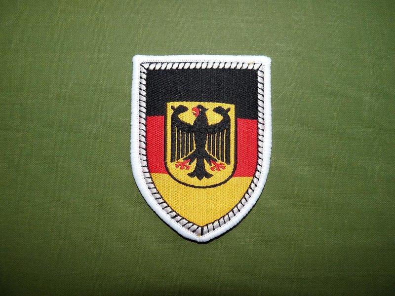 Zustand der deutschen bundeswehr patches