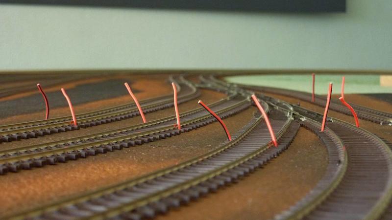 rudy 39 s model railway a folded dogbone ho 3x3m layout. Black Bedroom Furniture Sets. Home Design Ideas