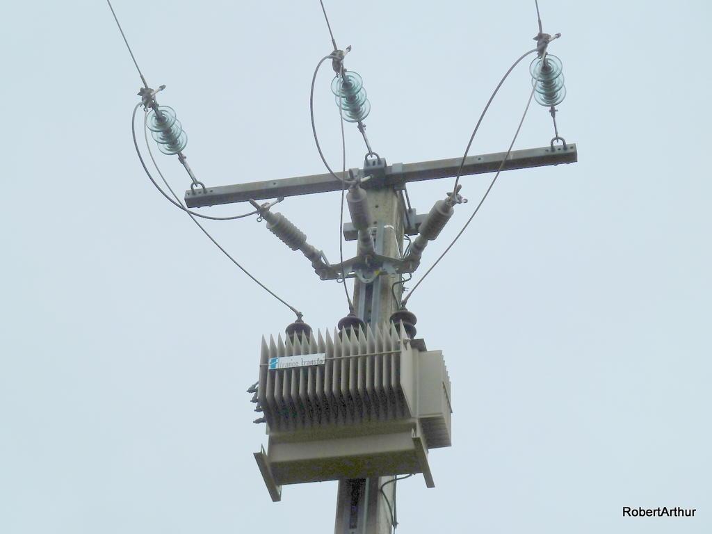 De elektriciteitstoevoer en de elektriciteitsmeter