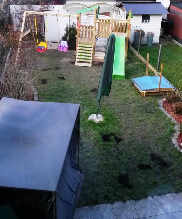 Kleinen Reihenhausgarten kindgerecht gestalten - Page 5 - Mein ...