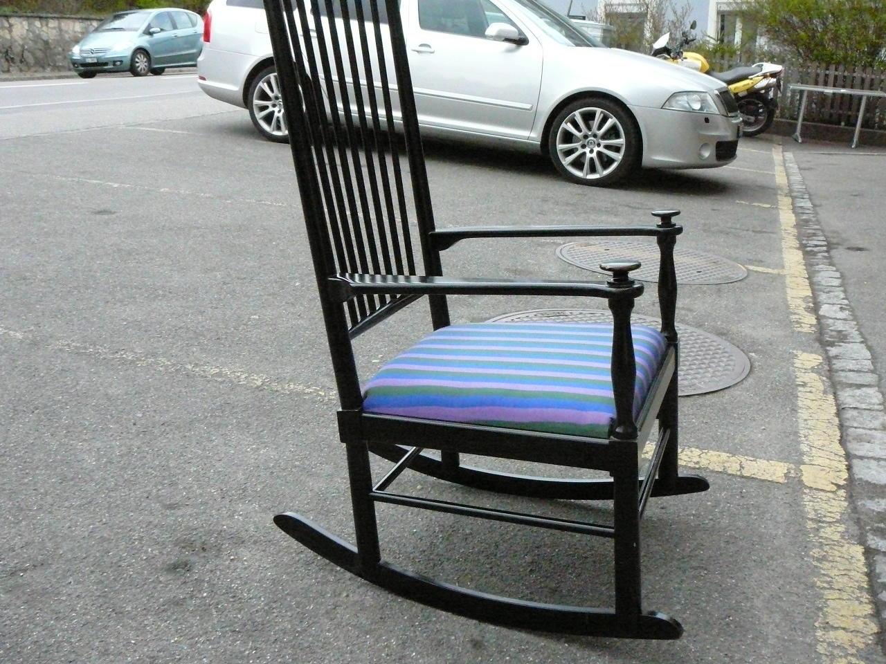 Schaukelstuhl schweden rar stuhl design in aarau kaufen for Stuhl design schweiz