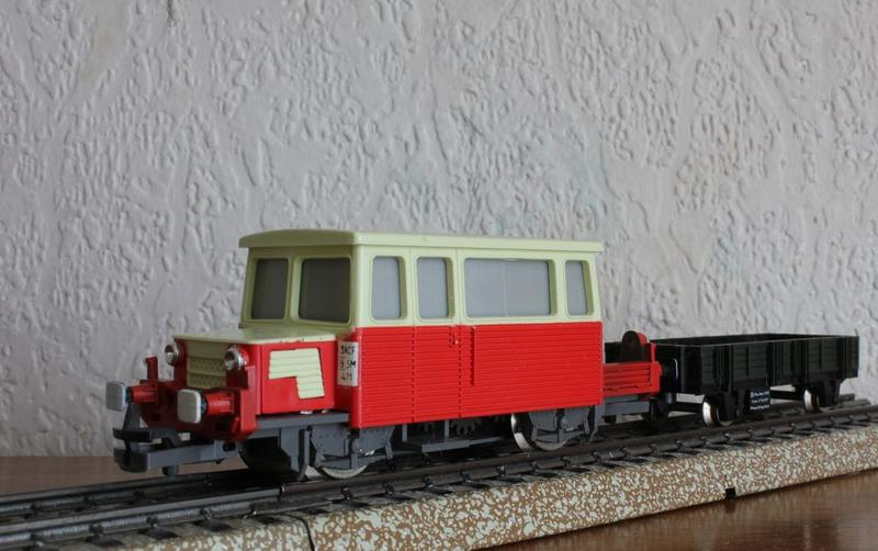 Draisine DU 65 SNCF 21595998yy