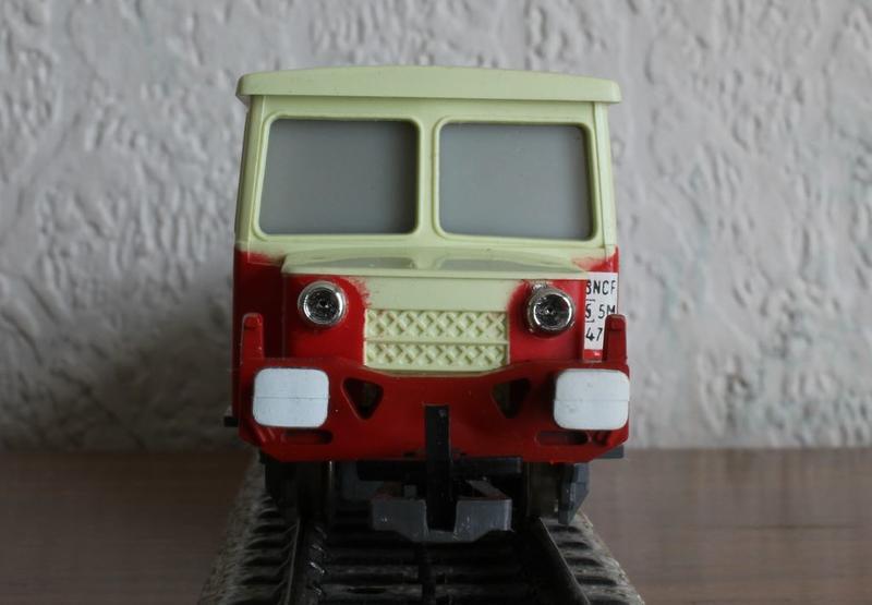 Draisine DU 65 SNCF 21595999pm
