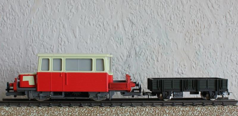 Draisine DU 65 SNCF 21596000iu