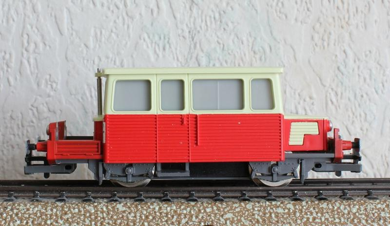 Draisine DU 65 SNCF 21596001iz