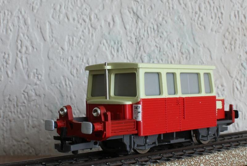 Draisine DU 65 SNCF 21596003lx