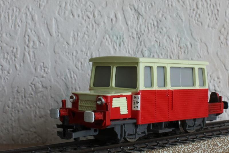 Draisine DU 65 SNCF 21596004ho