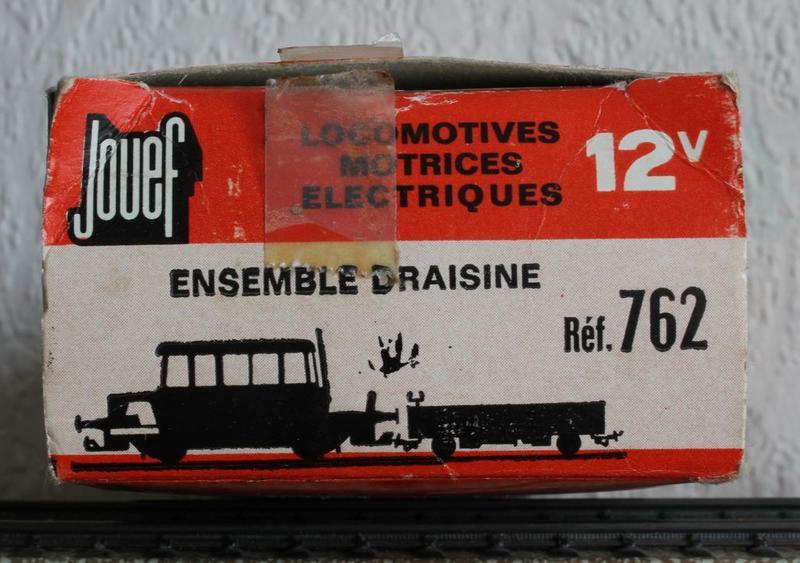 Draisine DU 65 SNCF 21596007ka