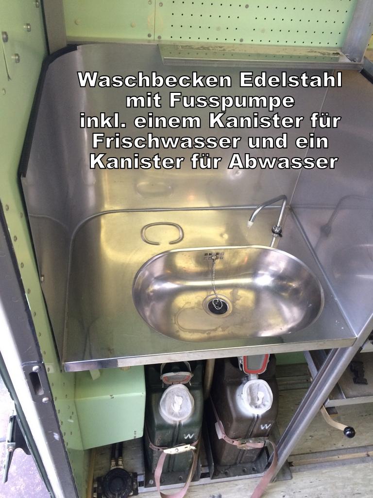 Waschbecken fur