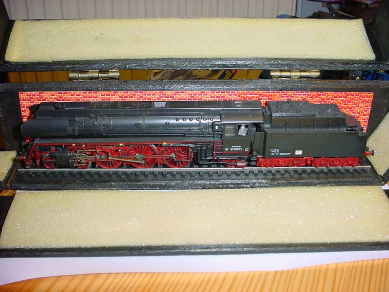 Uraltmodelle H0 Dampflokmodelle -gebaut vor über 25 Jahren 21784133rr