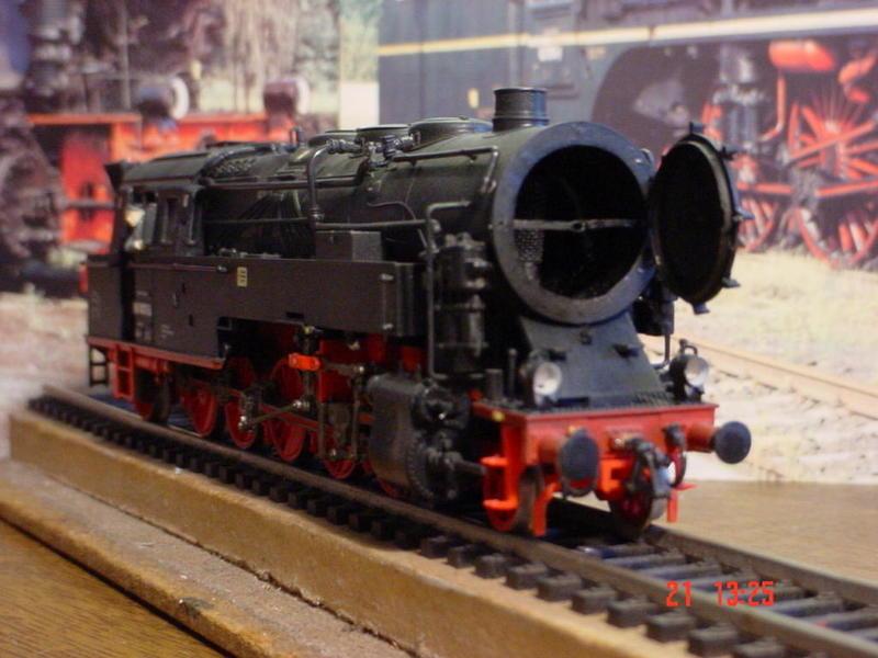 Uraltmodelle H0 Dampflokmodelle -gebaut vor über 25 Jahren 21784136tn
