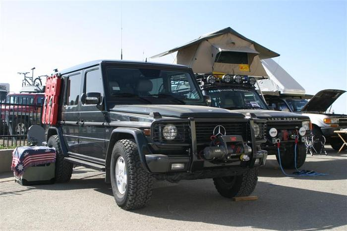 Overland Journal: G-Wagen | Page 24 | Expedition Portal