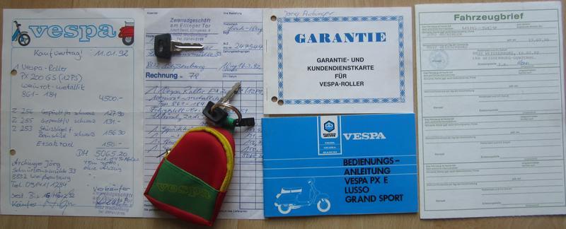 Vespaforumde Das Vespa Forum Gt Gts Lx S Et Px Thema Anzeigen
