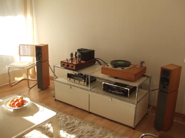 Audioplan Kontrapunkt III, Lautsprecher - HIFI-FORUM
